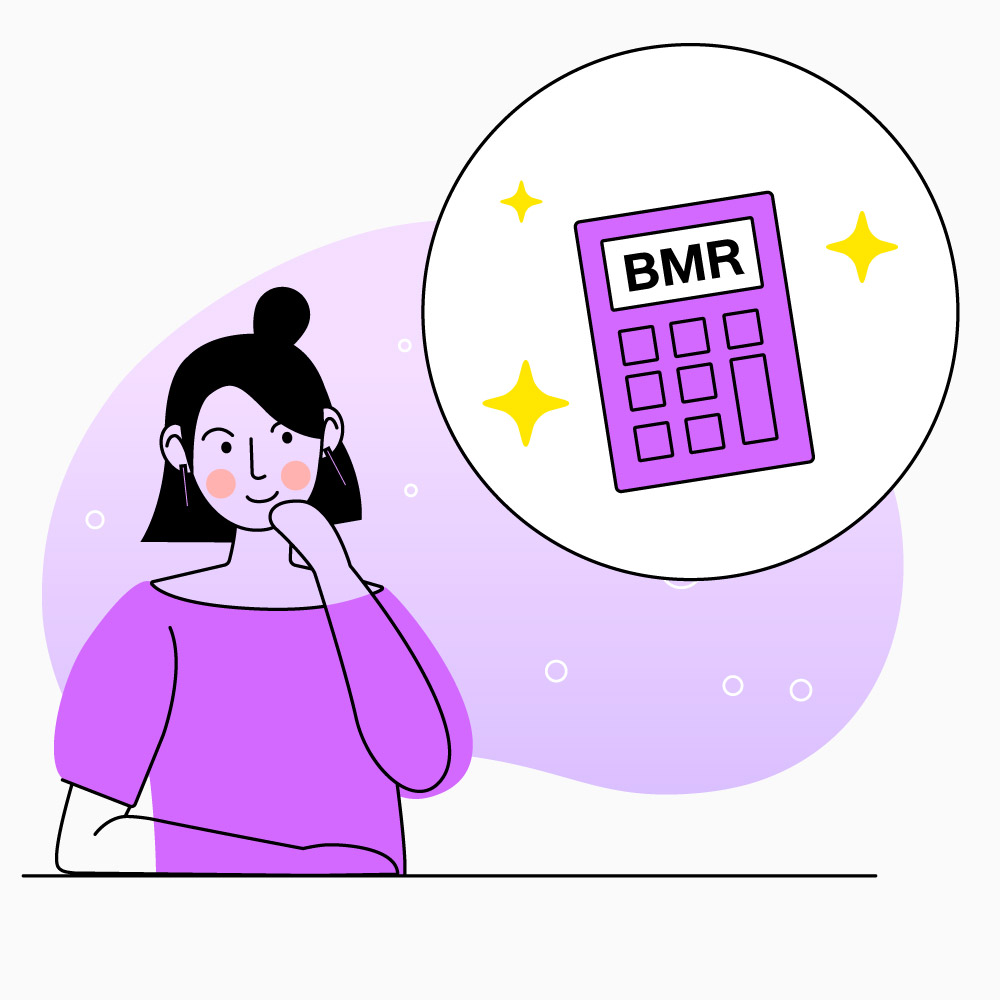 BMR เครื่องคำนวณช่วยวางแผนการลดน้ำหนัก
