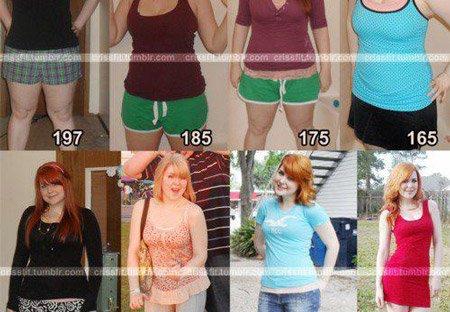 ลดน้ำหนักทำได้ต้องพยายาม