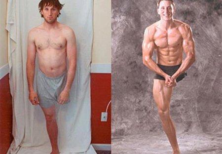 รูปจริง หรือ โฟโต้ช็อป ก็ช่างอย่างน้อยก็สร้างกำลังใจในการลดน้ำหนักได้