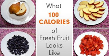 ผลไม้ ที่ให้พลังงาน ไม่เกิน 100 Kcal มีปริมาณเเค่ไหนกัน