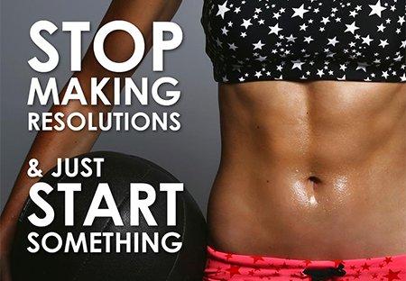 """""""เลิกตั้งปณิธาน เเล้วเริ่มทำบางอย่างได้เเล้ว"""" การลดน้ำหนักเเค่เริ่มก็มีโอกาสสำเร็จ"""