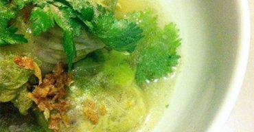 ต้มจืดผักกาดขาวยัดใส้ เปลี่ยนเมนูเดิมให้เเตกต่างอย่างมีสไตร์