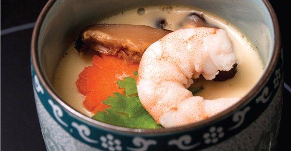 ไข่ตุ๋นญี่ปุ่น เมนูไขมันต่ำรับลมหนาว