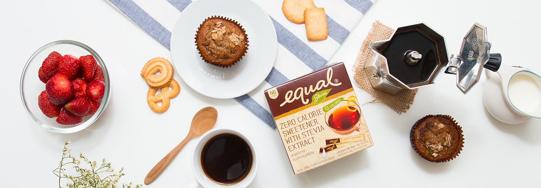 มื้อเช้ากับEqual Stevia