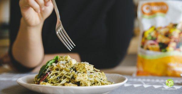 กินอาหารให้ได้โปรตีน โดยไม่ต้องง้อเนื้อสัตว์ กับ Quorn